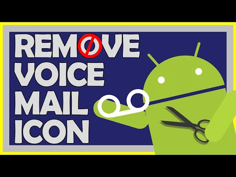 Android - Remove Voicemail Icon from Notification Panel