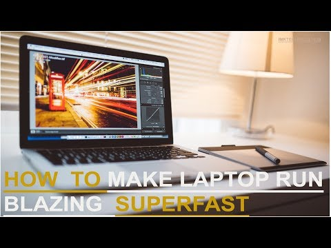 How to make your pc/laptop run faster (3 simple steps)
