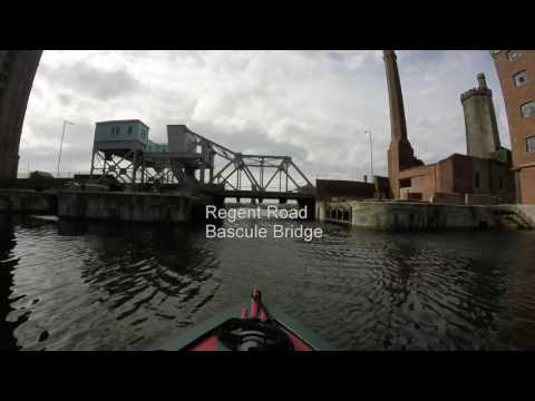 Timelapse: Liverpool Canal Link