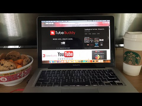 #GoodMorning 70 Vlog - A Friend Just Introduced Me To TubeBuddy and It's AMAZING!