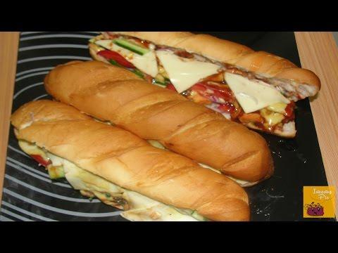 Subway Chicken Tikka Sandwich - Delicious