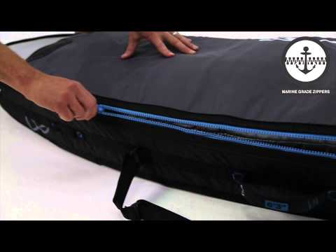 FCS Double Travel Surfboard Cover