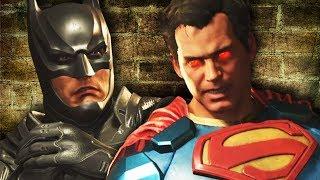 SUPERMAN ME PASSOU O SARRAFO! - Injustice 2