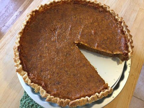 Thanksgiving Recipes | Sweet Potato Pie (ft. My dad!)