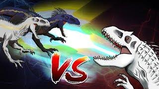 Download Dinosaurs Battle | Indominus Rex VS 2x Indoraptors Video