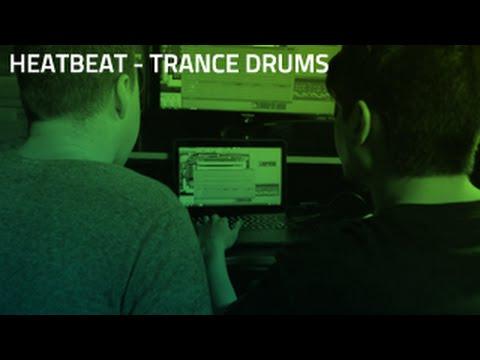 Trance Drums Tutorial | HEATBEAT