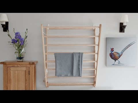 The Laundry Ladder by Julu