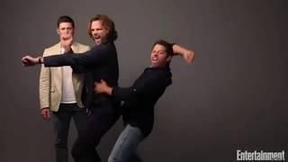 Supernatural Fun At Comic Con 2017