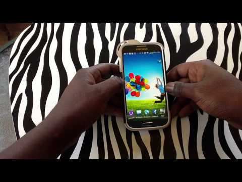 How to Activate Multi Window on Samsung Galaxy S4