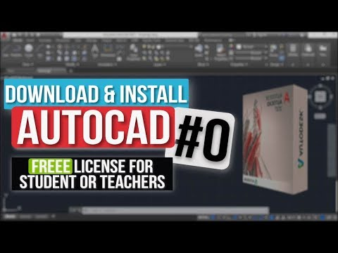 How To Install AutoCAD | Download Latest Version | Student Version