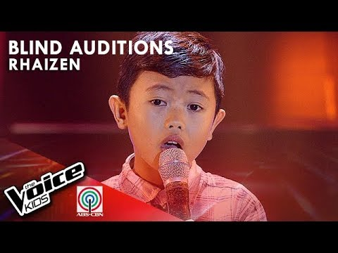 Xxx Mp4 Rhaizen Rosales Ang Buhay Ko Blind Auditions The Voice Kids Philippines Season 4 3gp Sex