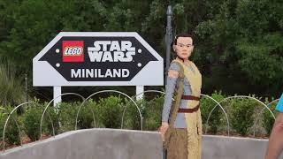 Florida Plunge goes to Legoland Florida for Star Wars Days