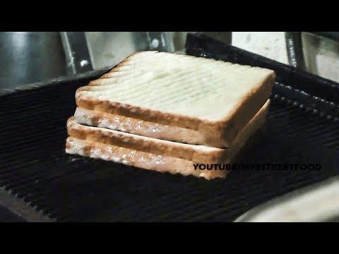Grill Sandwich - Kolhapuri Street food - INDIAN STREET FOOD