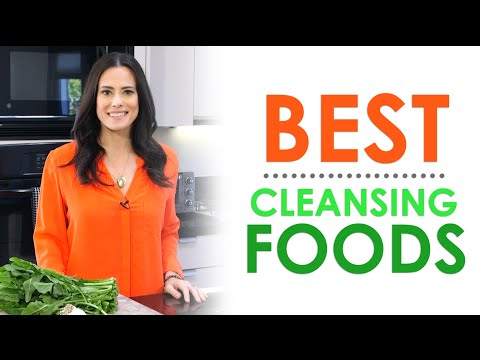 3 Best Cleansing Foods | Keri Glassman