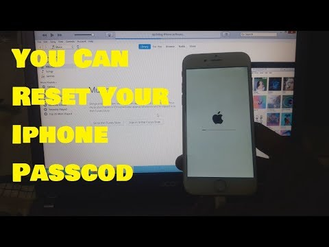 HOW TO UNLOCK IPHONE PASSCODE -IN TELUGU