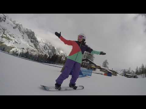 Chamonix ski week 2017