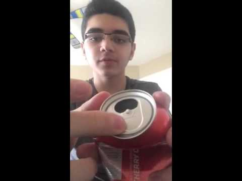 Car sounds out of soda can! WORKS!