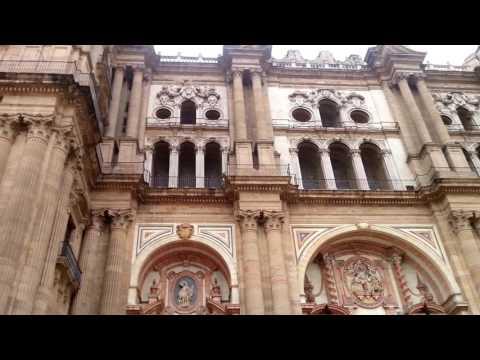 Malaga Feb-2017(Spain) -Travel Video