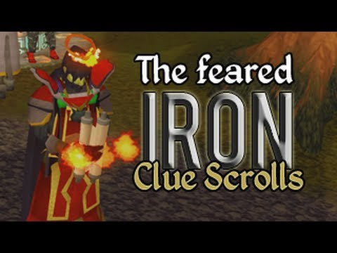 Runescape - Why skillers don't do clue scrolls