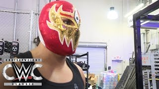 Gran Metalik is ready for the CWC: July 4, 2016