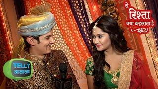 Naksh Gayu All Set for Yash and Rose Wedding in Yeh Rishta Kya Kehlata Hai