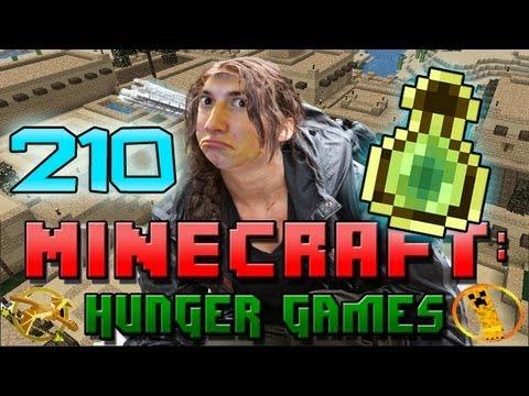 Minecraft: Hunger Games w/Mitch! Game 210 - SUPER SAIYAN WTF MODE!