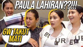 NAGITA KASIH HADIAH SPESIAH BUAT PAULA!!! SELAMAT JADI IBU ANAK DUA PAU....