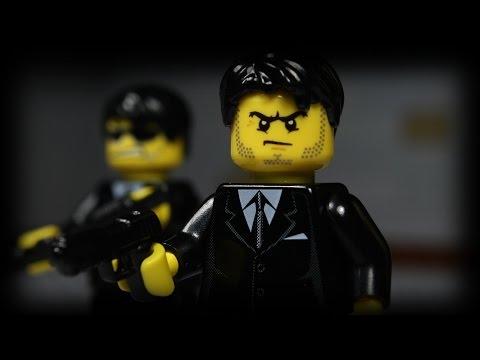 Lego BrickArms Shootout