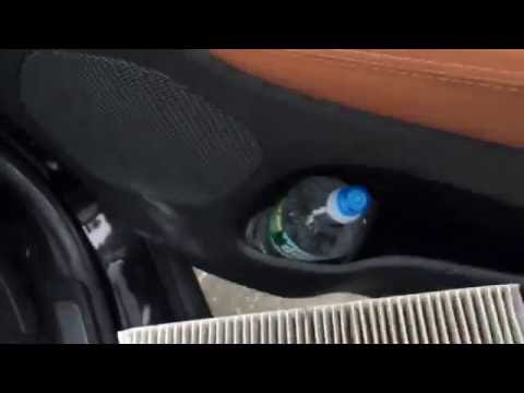 Replace cabin air filter Jeep Grand Cherokee