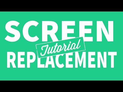 How to Replace a Laptop Screen in under 10 Minutes