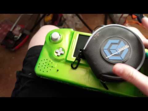 Handheld GameCube Portable Demo