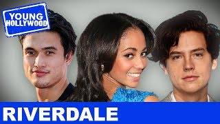 Charles Melton, Vanessa Morgan & Cole Sprouse Call Out the Cast in Riverdale Rapid Fire!