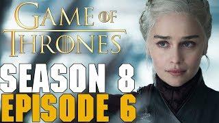 Game of Thrones Season 8 Episode 6 Review | The FINAL Episode!