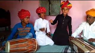 छोटे उस्ताद आंखडली फरुके घरा ने पधारो मारवाडी हिट्स लोकगीत by thirpal and deu khan hakam khan son