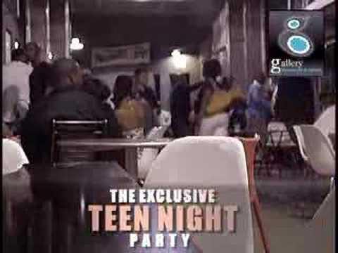 The Gallery Teen Night