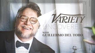 Guillermo Del Toro talks