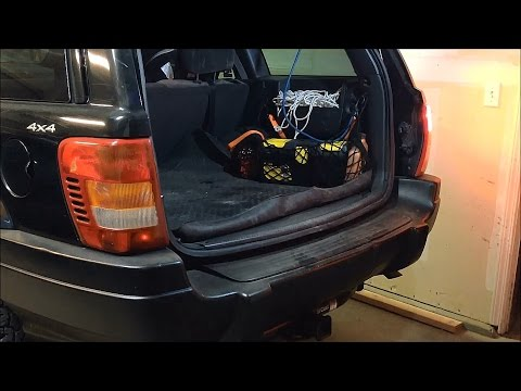 Jeep Grand Cherokee brake light not working - fixed!