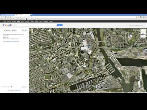 Creating KML Files from Google Maps