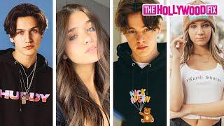 Hype House Drama Between Chase Hudson, Nessa Barrett, Nick Austin & Madison Lewis Is Explained
