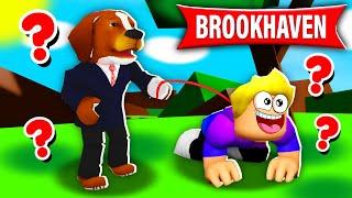GEGENTEIL TAG in BROOKHAVEN! (Alles umgekehrt) 🙃 (Roblox Brookhaven 🏡RP | Story, Geschichte Deutsch)