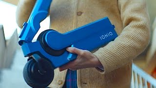 Hyundai Ioniq Electric Scooter Commercial Hyundai Scooter Electric 2017 Promo CARJAM TV