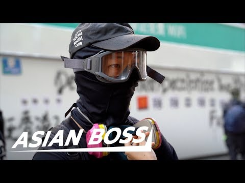 Xxx Mp4 We Talked To The Hong Kong Protesters ASIAN BOSS 3gp Sex