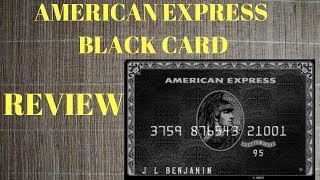 Do You Want The Amex Centurion Card? Here's What You Need To Know