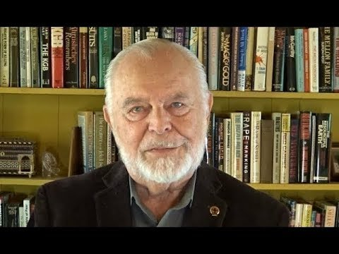 EXCLUSIVE: G. EDWARD GRIFFIN DISCUSSES HIS WAR ON FAKE NEWS AND FAKE HISTORY