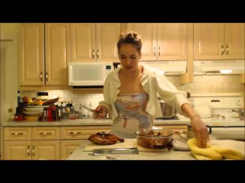 How to Roast BBQ Chicken Half: Cooking with Kimberly