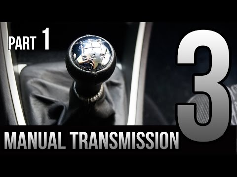 How to Drive a Manual Transmission - Part 1