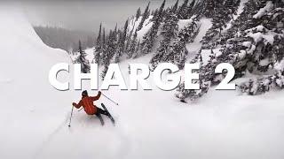 CHARGE 2 w/ Leah Evans, Stan Rey, Alexi Godbout, Josh Daiek & Drew Petersen | Salomon TV