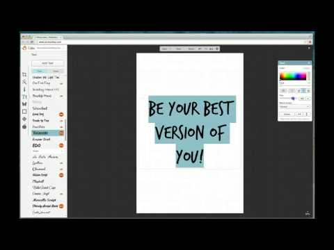 How To Create Your Own Graphic Images for Social Media (using PicMonkey)
