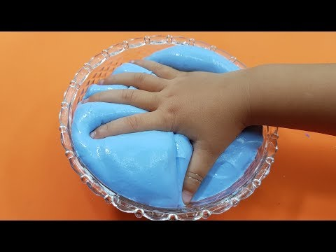 How To Make Slime With Cornstarch!!! No Borax
