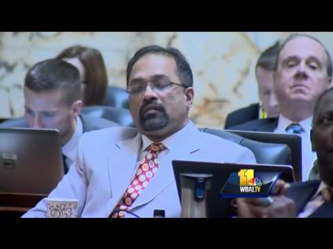 Delegate to answer protective order in court